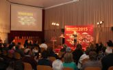 Puerto Lumbreras presenta su Anuario 2015 con un espectáculo de humor a cargo del monologuista murciano Pedro Santomera