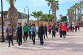 La IV Jornada de Mujer y Deporte recauda 550 euros para la lucha contra el cáncer