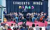 La banda-escuela inicia la temporada 2017 de conciertos de la Asoc. Musical 'Maestro Eugenio Calder�n'
