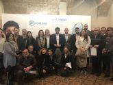 López Miras se reúne con afiliados en Abanilla y Cieza