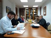 La Junta de Gobierno Local de Molina de Segura adjudica la renovación del alumbrado público en un primer tramo de la Calle Mayor, por un importe de 43.426,90 euros