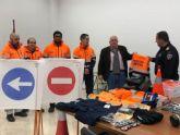 El Ayuntamiento de Torre Pacheco reconoce la gran labor de Protección Civil