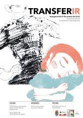 El Espacio de Creación Artística Joven de Molina de Segura acoge la exposición TransferIR, de Lucía Navarro e Irene Martínez, del 6 de marzo al 3 de abril