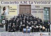 La Hermandad de La Ver�nica ha organizado un concierto para conmemorar el 30 aniversario de la fundaci�n de su Agrupaci�n Musical