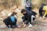 ODSesiones de la UMU reforesta la zona norte del Campus de Espinardo a través de un centenar de especies autóctonas