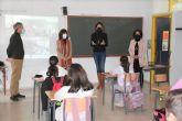Charlas de 'sensibilización de igualdad' en los centros de ensenanza del municipio dentro de la XXXI Semana de la Mujer