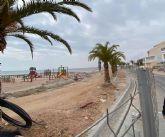 VOX San Pedro considera que el retraso de las obras de los paseos marítimos afectará al sector turístico