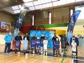 El Club de Fútbol Sala San Javier presentó su equipación como 'Patrulla Águila San Javier FS'