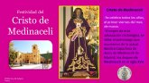 Los vecinos de Totana celebran la secular festividad del Cristo de Medinaceli