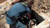 Investigan a un agricultor en San Javier por extracción de aguas subterráneas y vertido de residuos