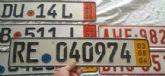 La Policía Local levanta actas y paraliza vehículos con matrícula extranjera que realizan su actividad en España