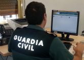 La Guardia Civil destapa varias denuncias falsas e investiga a cinco denunciantes
