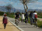 Este viernes comienzan en Murcia los XVIII encuentros cicloturistas conbici, los Achoencuentros
