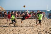 El complejo deportivo tendr� campos de f�tbol y voley playa para albergar competiciones