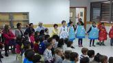 La pintura invade el CEIP El Mirador en su Semana Cultural