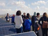 Los niños y niñas de el Jimenado visitan el ayuntamiento de Torre Pacheco con motivo del proyecto Objetivo Sostenibilidad Os!