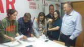 Militantes y simpatizantes de IU Totana acuerdan por mayor�a confluir con Podemos para las Elecciones Generales de 26j