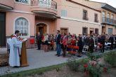 El barrio torreño de La Cruz celebró la onomástica de su patrona