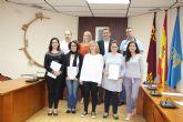 El Ayuntamiento y las ampas firman un convenio para colaborar en la creaci�n de bancos de libros