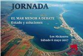 Encuentro de IU-V sobre el Mar Menor en Los Alcázares