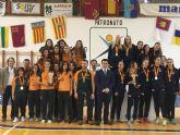 Más de 500 deportistas de Universidades de toda España disputaron en San Javier los Campeonatos de España de Voleibol que y Baloncesto