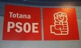 El PSOE de Totana exige al Delegado del Gobierno en Murcia y al Consejero de Fomento, que reciban al Alcalde de Totana Andrés García