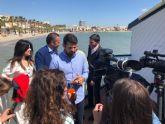 Joaquín Segado: 'Impulsaremos medidas para contar con un turismo de calidad, sostenible y para los 365 días del año y seguir creando empleo en el sector'