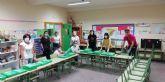 Los niños y niñas de Educación Infantil, y 1º y 2º de Educación Primaria de los Colegios de Torre Pacheco, ya tienen sus libros en casa