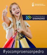 San Pedro del Pinatar lanza la campaña #yocomproensanpedro para apoyar al comercio local