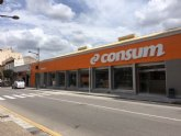 Consum abre en Beniel su primer supermercado del ano con el que crea 30 puestos de trabajo