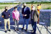 La Comunidad ultima los trabajos de acondicionamiento de dos caminos rurales en Santomera para los que ha destinado más de 150.000 euros