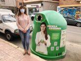 Ecovidrio pone en marcha la campana 'Recicla esperanza' en pro de la lucha contra el cambio climático y la covid-19