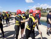 Protección Civil aumenta la formación de voluntarios y técnicos en inundaciones