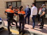 La Dirección General de Seguridad Ciudadana y Emergencias recibe la solicitud del Ayuntamiento de Blanca de integrar sus servicios de emergencia en el 112