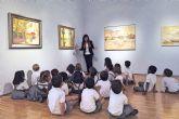 �ltimos d�as para visitar la exposici�n �Aurelio. Luz quieta� en el Museo de Bellas Artes de Murcia