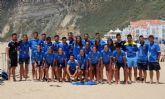 El Bala Azul F�tbol Playa sella una excelente participaci�n en la Euro Winners Cup de Portugal