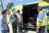 Se pone en marcha un servicio pionero de recogida y acogida de mascotas en caso de accidente en Puerto Lumbreras