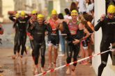 Totana Triathlón en el Sertri de Cartagena