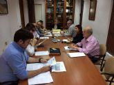 La Junta de Gobierno Local del Ayuntamiento de Molina de Segura adjudica la dotación y mejora de infraestructuras en diversos parques y jardines municipales por un importe total de 452.760,73 euros