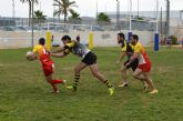 El Rugby Universidad de Alicante se lleva el torneo 'Murcia Seven' disputado en Las Torres de Cotillas