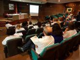 El hospital de la Vega 'Lorenzo Guirao' de Cieza comparte experiencias en seguridad del paciente