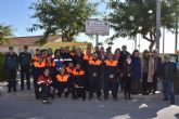 Se tramita la incorporaci�n de seis nuevos voluntarios y un colaborador profesional a la Agrupaci�n de Voluntarios de Protecci�n Civil de Totana