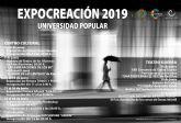 El Centro Cultural y el Teatro Guerra acogen exposiciones de pintura y artesanía, muestras de teatro y festivales de danza enmarcadas dentro de 'Expocreación 2019'