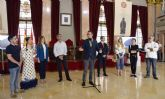 La 'Marca Murcia' se proyecta en Polonia como representante de la cultura española, de la mano del talento joven murciano