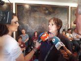 IU denuncia el primer embargo a una vivienda familiar por las ayudas de los terremotos de Lorca