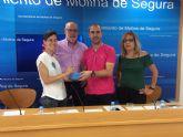 La recaudación del Mercadillo Solidario Objetivo Sostenibilidad! se dona a la Protectora de Animales de Molina de Segura