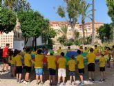 Alcantarilla celebra con los centros educativos en el Museo de la Huerta el Día Mundial del Medio Ambiente