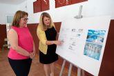 El ayuntamiento presenta un proyecto para crear un centro de interpretación del mar en Bolnuevo