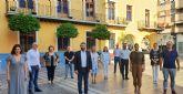 Los concejales del Partido Popular en el Ayuntamiento de Alcantarilla donan 5.550 euros para ayudar a las familias más afectadas por la crisis de la Covid-19