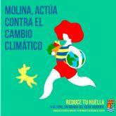 Molina, actúa contra el cambio climático, lema de la celebración del Día Mundial del Medio Ambiente 2020 en Molina de Segura